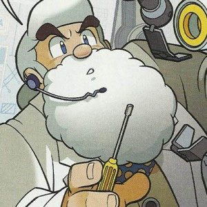 Dr Light (Mega Man)