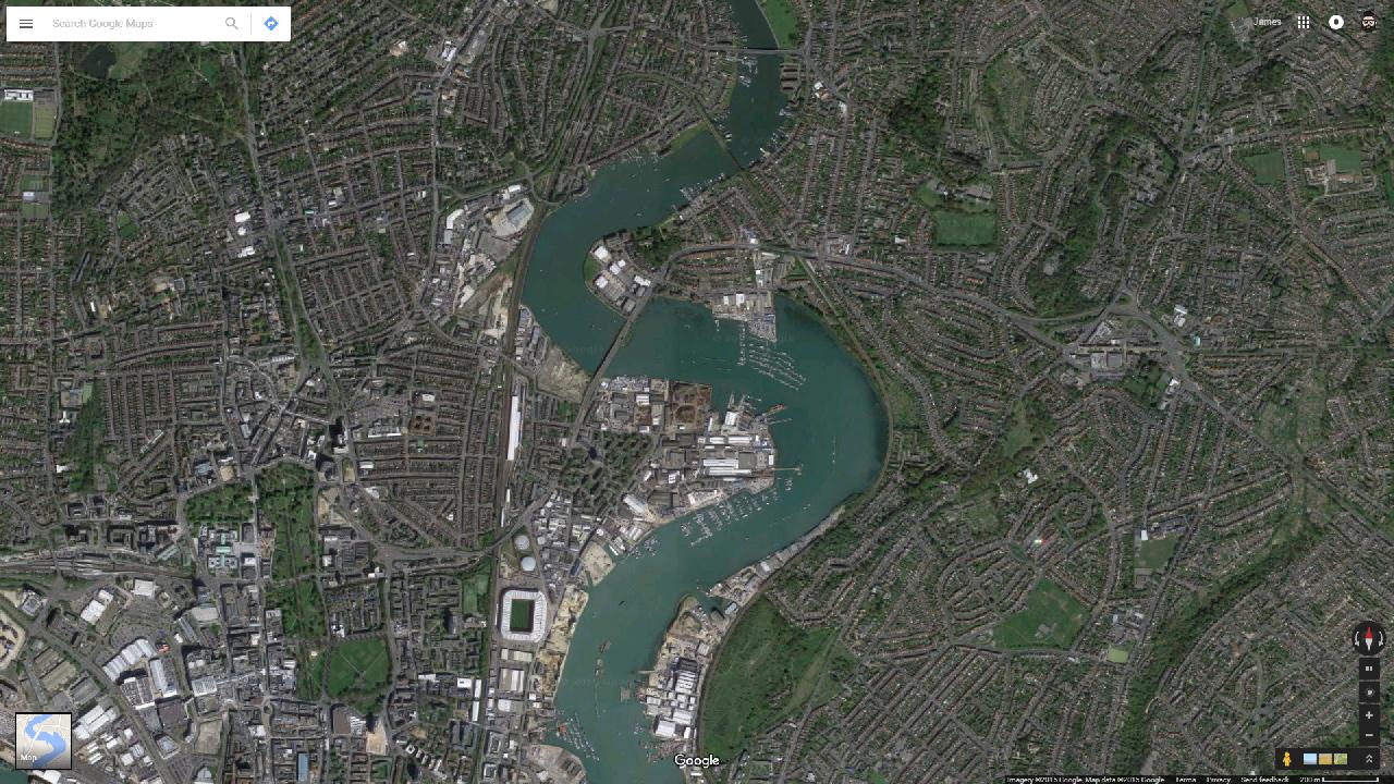 Southampton City: Skylines? – 100XP
